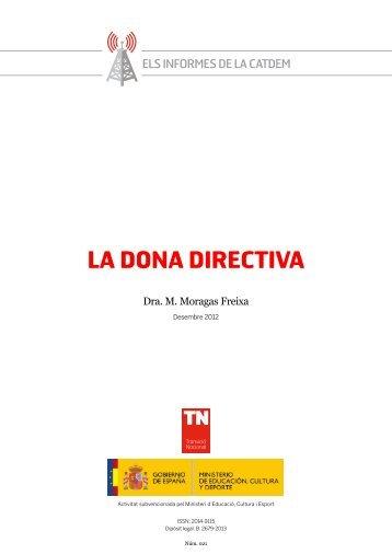 LA DONA DIRECTIVA