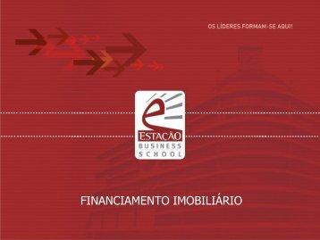 de Financiamento - Mercado Imobiliário