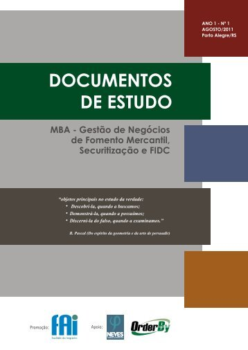 Baixar anexo (PDF) - FAI