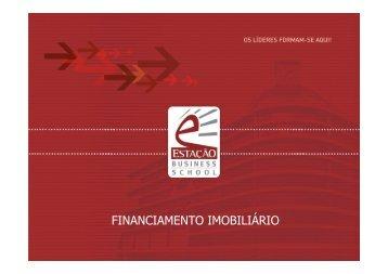 FINANCIAMENTO IMOBILIÁRIO - Mercado Imobiliário