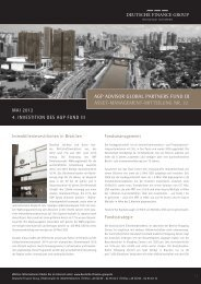 asset-management-mitteilung nr. 32 agp advisor ... - Hans Attenberger
