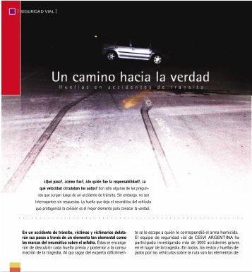 Un camino...qxd - CESVI Argentina