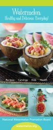 Preview PDF - National Watermelon Promotion Board
