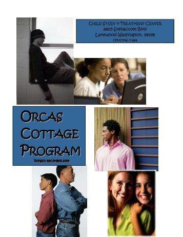 Orcas Cottage Program - DSHS