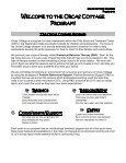 Orcas Cottage Program - DSHS - Page 2