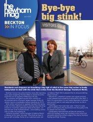 Beckton In Focus April 2010 - Newham