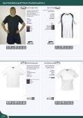 Sportbekleidung-Trikots - Seite 5