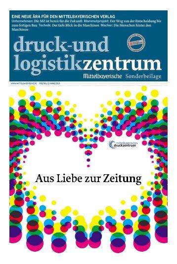 Mittelbayerische Zeitung, Sonderbeilage 12. März 2010 - komplett