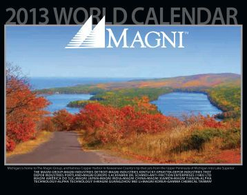 Outfit of the Month - The Magni Group, Inc.
