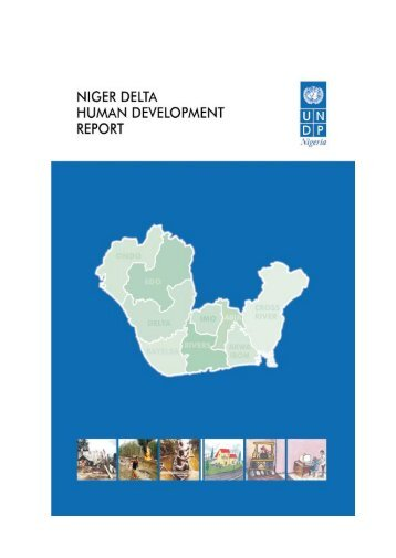 Niger Delta Human Development Report - UNDP Nigeria - United ...