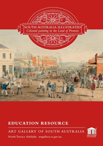 Ed Resource.indd - Art Gallery of South Australia - SA.Gov.au