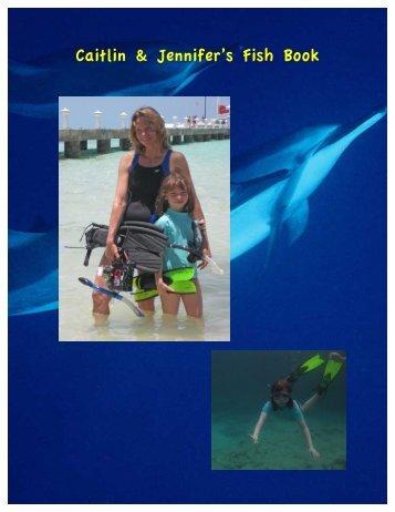 Caitlin & Jennifer's Fish Book