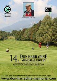 Deutsch - Harradine Golf