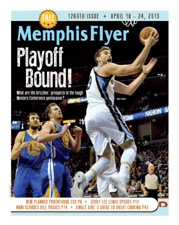 download this issue - Memphis Flyer