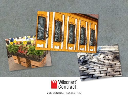 2012 contract collection - Wilsonart