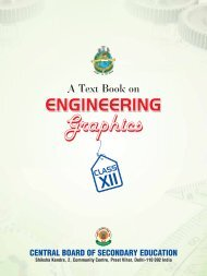 A Text Book on Engineering Graphics - Central Board of Secondary ...