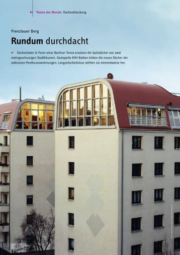 Aufstockung Prenzlauer Berg-mikado-5-2009.pdf - Harrer Ingenieure