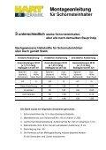 Montageanleitung für Schornsteinhalter - Hart Keramik - Page 2