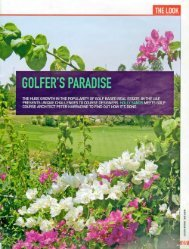 GULFER'S PARADISE - Harradine Golf