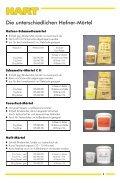 Produktprogramm HAFNER-SCHAMOTTE Platten  ... - Hart Keramik - Page 4
