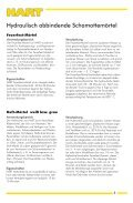 Produktprogramm HAFNER-SCHAMOTTE Platten  ... - Hart Keramik - Page 5