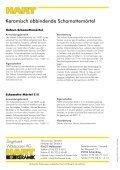 Produktprogramm HAFNER-SCHAMOTTE Platten  ... - Hart Keramik - Page 6