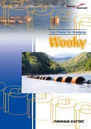 Pipe Floater for Dredging Wooky (PDF 1121KB