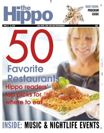 Download the entire issue (20mb) - Hippo - The Hippo Press