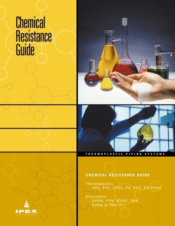 Chemical Resistance Guide - Think Water Leeton