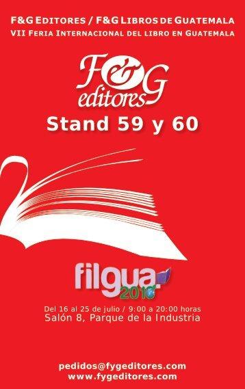 F&G Editores / F&G Libros de Guatemala