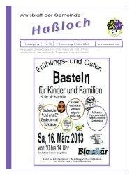 1. Haßlocher - Gemeinde Haßloch
