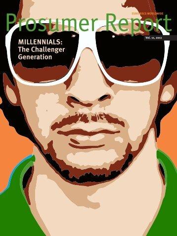 MILLEnnIaLS: The Challenger Generation - Prosumer Reports