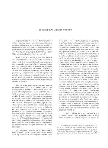 1. Sobre Nicolás Ledesma y su obra. Criterios de edición. Notas ...