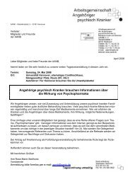 (PDF) Tagesveranstaltung Medikamente Hannover