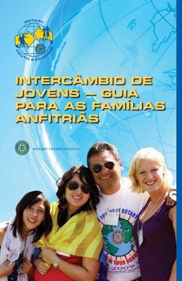 GuIa para as FamílIas anFItrIãs - Rotary International