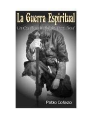 LA GUERRA ESPIRITUAL - Evangelibros