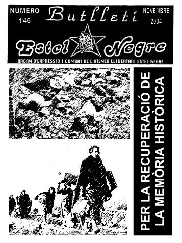 A Bernabé García Polanco», en Butlletí Estel Negre, 146 - Ateneu ...