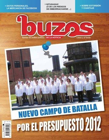 Page 3 - Revista Buzos
