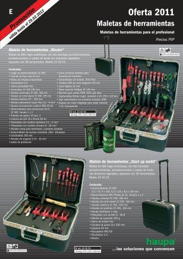 • Koffer2011_es - Haupa