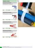 Kabelbinder, Verarbeitungswerkzeuge - Haupa - Seite 6