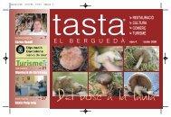 Descarrega la revista en PDF - Tasta.cat
