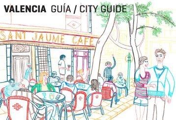 VALENCIA GUÍA / CITY GUIDE - CDD IMPIVA disseny