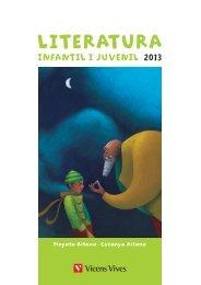 Literatura Infantil i Juvenil 2013 Comunitat Valen ... - Vicens Vives
