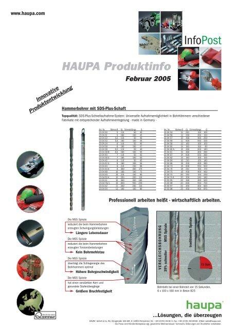 InfoPost - Haupa
