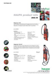 HA UPA product info