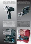 Prensaterminales hidráulicos y electro hidráulicos - Haupa - Page 3