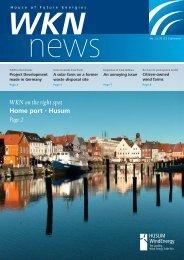 Newsletter September 2012 - Haus der Zukunftsenergien