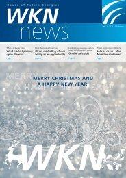 Newsletter December 2011 - Haus der Zukunftsenergien