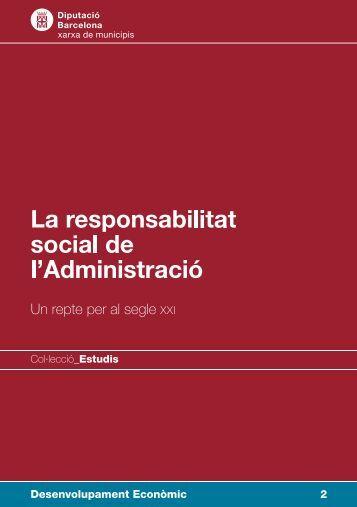 La responsabilitat social de l'Administració - ACNabiu