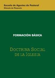 DOCTRINA SOCIAL DE LA IGLESIA